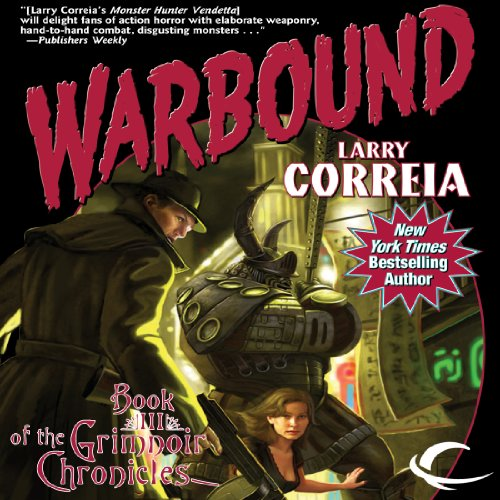 Warbound cover art
