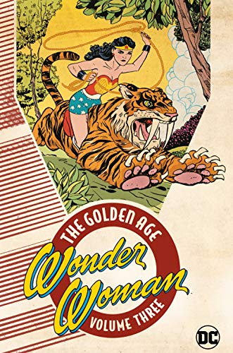 Wonder Woman - the Golden Age 3