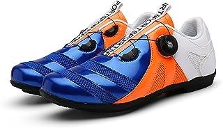 COOPCUP Chaussures de cyclisme en caoutchouc pour homme
