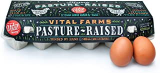Vital Farms Pasture-Raised Large Eggs 12 ct