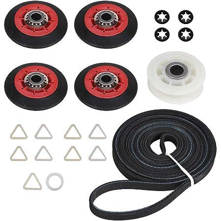 Dryers Repair Kits W10314171 AP6019303 For Whirlpool Kenmore KitchenAid 4392067
