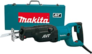 Makita JR3070CT 240 V AVT Reciprocating Saw with Carry Case Blue Large