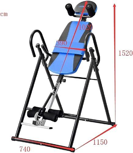 W.S.-YUE Appareil de Fitness Multifonctionnel avec Un Support Dorsal Ultra épais pouvant Aller Jusqu'à Confort de Table