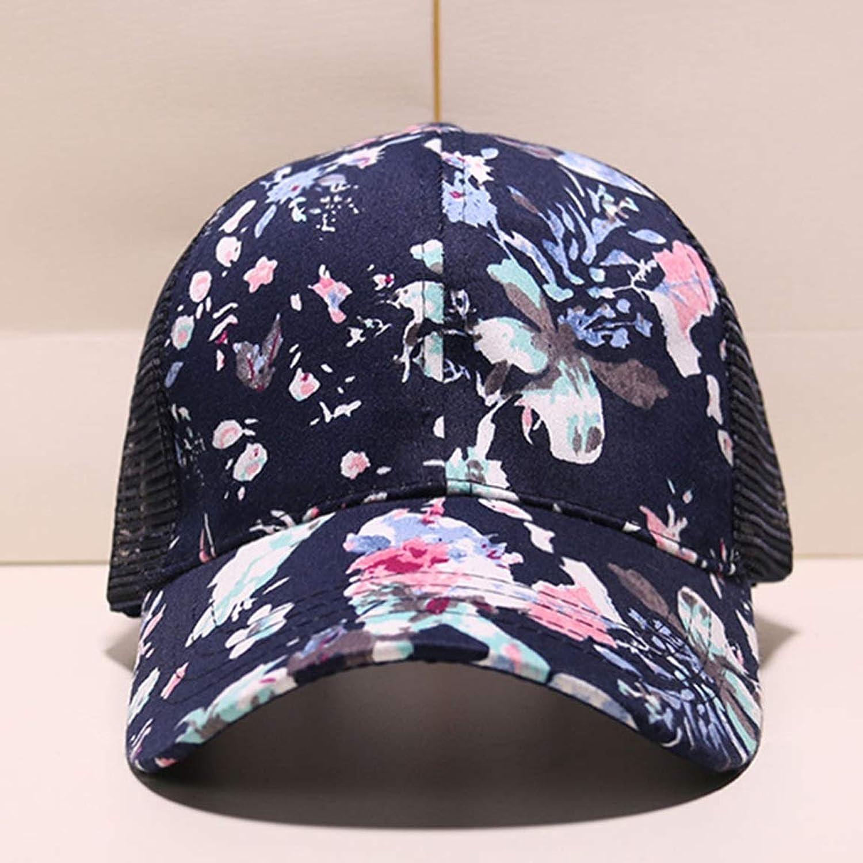 HZB Mesh Baseball Cap Outdoor Beach Hat Hat Sunshade Hat