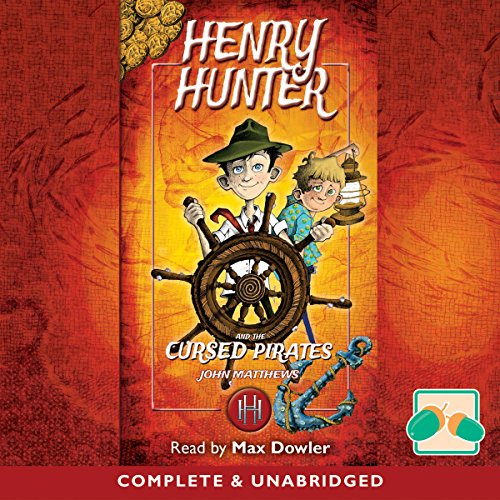 Henry Hunter and the Cursed Pirates cover art