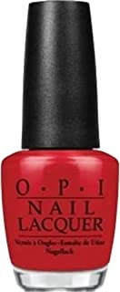 OPI Nail Polish Lacquer A70 Red Hot Rio 15ml