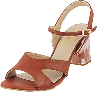 Mochi Women Synthetic Sandals (40-2062)