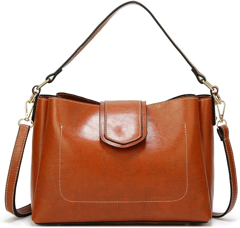 b14a4ff7d65c3 GYDLL Tasche Umh auml ngetasche Diagonal Tasche Damenhandtasche Aus Aus Aus  Leder B07Q12JMW8 Angenehmes Aussehen 7091dd