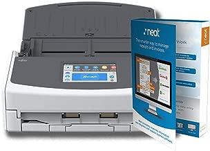 Fujitsu ScanSnap iX1500 Document Scanner Powered with Neat, 1 Year Neat Premium License