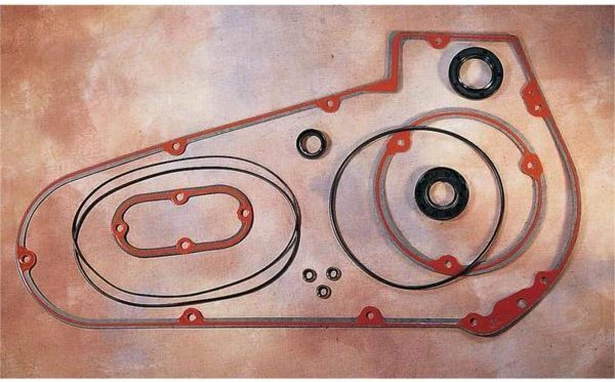 James Gaskets Primary Max 86% OFF Gasket-Seal Kit Davidson for Harley Cover Ranking TOP1