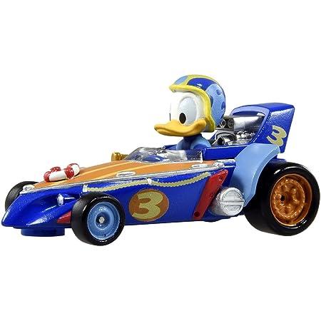 トミカ ディズニー ミッキーマウスとロードレーサーズ MRR-2 ダック・クルーザー ドナルドダック