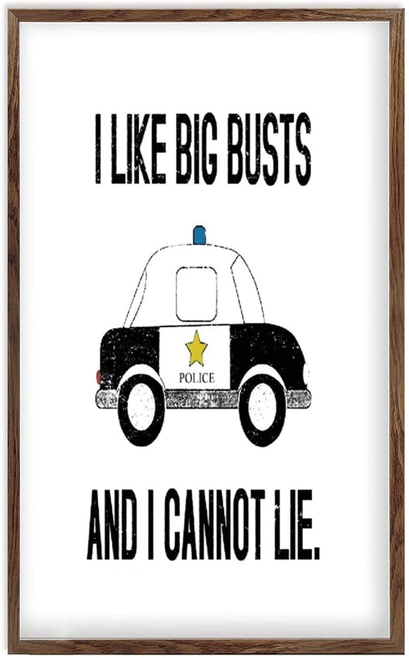 by Unbranded Framed Wooden Sign I Busts OFFicial site 55% OFF Like 13×22in for an Big