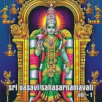 Sri Vasavi Sahasranamavali, Vol. 1