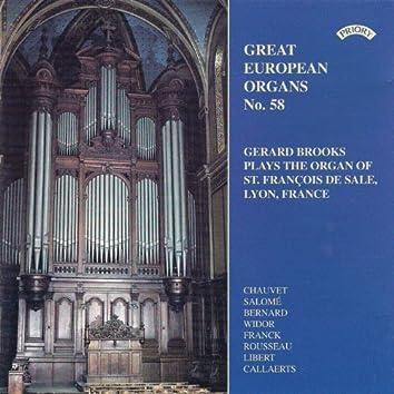 Great European Organs No. 58: St Francois De Sale, Lyon