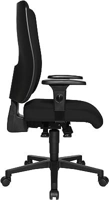 SONGMICS Racing Silla ergonómica para oficina estudio PU Giratoria ...