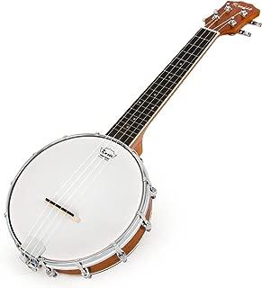 Banjo Ukulele Banjos Ukelele Uke Concert Type 4 String 23 Inch (MI0833)