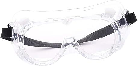 yotijar Adultos Óculos de Segurança Sobre Os Óculos Anti-Nevoeiro Óculos de Proteção para Os Locais de Trabalho Industrial
