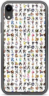 "iPhone XR Pure Clear Case Cases Cover Super Smash Bros.â""¢ Ultimate"