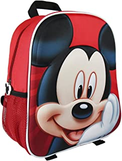 Mickey Mouse 2100001961 Mochila Infantil, Multicolor, 75 cm