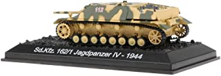 1:72 Sd.Kfz.162/1 Jagdpanzer IV-1944 Army Tank Diecast Model Figure Toy Collectibles Home/Office Decor Display