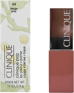Clinique Clinique Pop Lip Colour + Primer - # 04 Beige Pop by Clinique for Women - 0.13 oz Lipstick, 3.9000000000000004 milliliters
