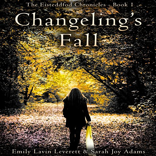 Changeling's Fall audiobook cover art