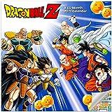 Dragon Ball Z Calendar 2021 Set - Deluxe 2021 ドラゴンボールZ Wall Calendar with Over 100 Calendar Stickers (DBZ Gifts, Anime Cosplay)