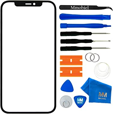 MMOBIEL Front Glass Compatible with iPhone SE