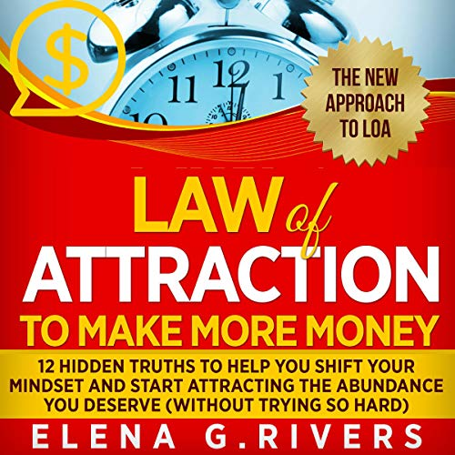 Law of Attraction to Make More Money cover art
