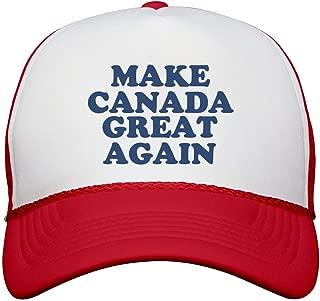 Make Canada Great Again Hat: Snapback Trucker Hat