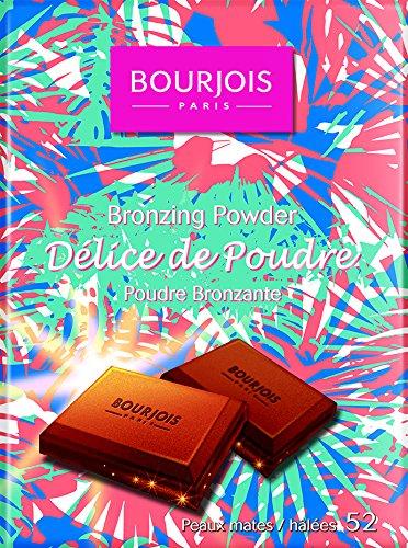 Bourjois Delice De Poudre Bronzing Puder Tropical Festival Ltd Edition 52