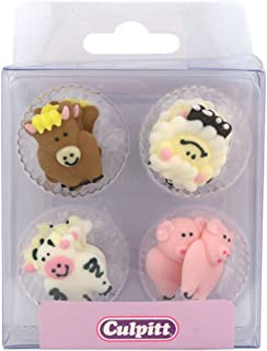 Farm Animal Cake Decorations