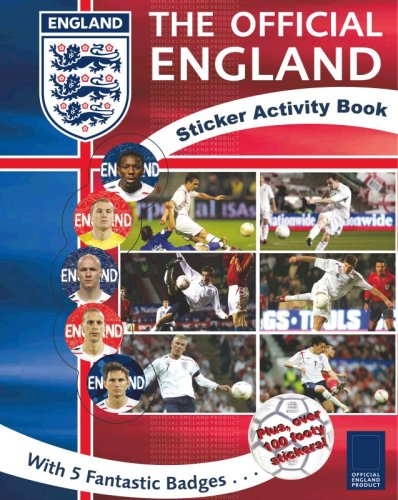 Prinzessinnen Geschichten: The Official England Sticker Activity (Fa Sticker Activity)
