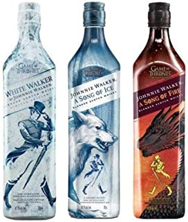Game of Thrones Johnnie Walker Triple Pack