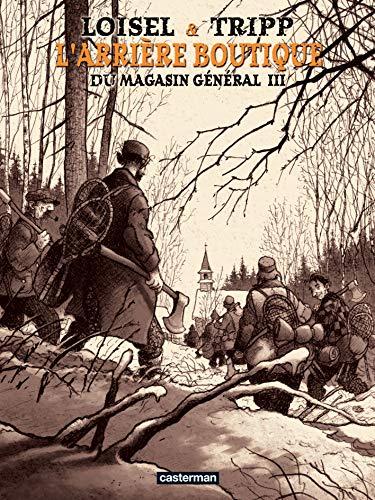 L'arrière boutique du Magasin général, Tome 3 : Les hommes : Artbook