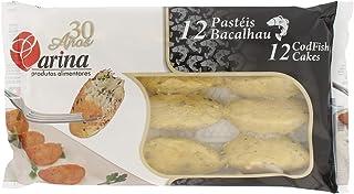 Carina Frozen Codfish Cakes (12 Piece), 350 g - Frozen