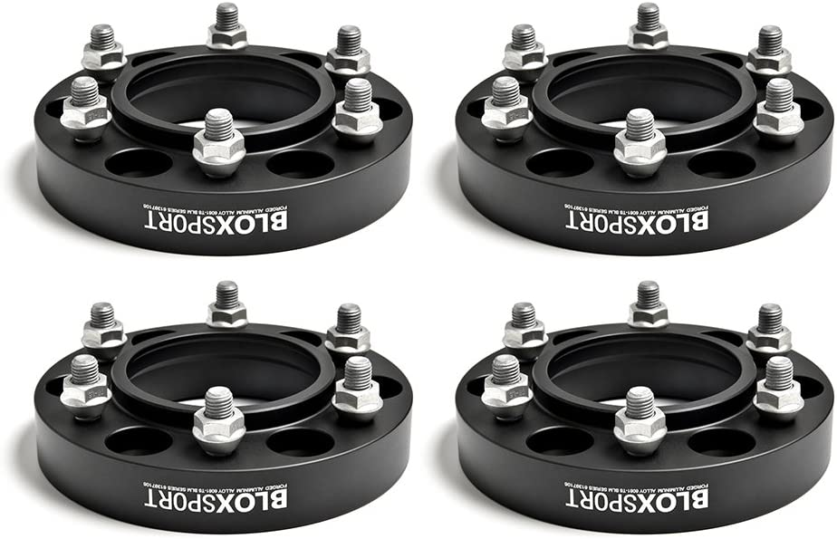 BLOXSPORT 4Pcs 35MM Superlatite Hub Centric CB 6x135 Now free shipping Wheel Spacers Adapters