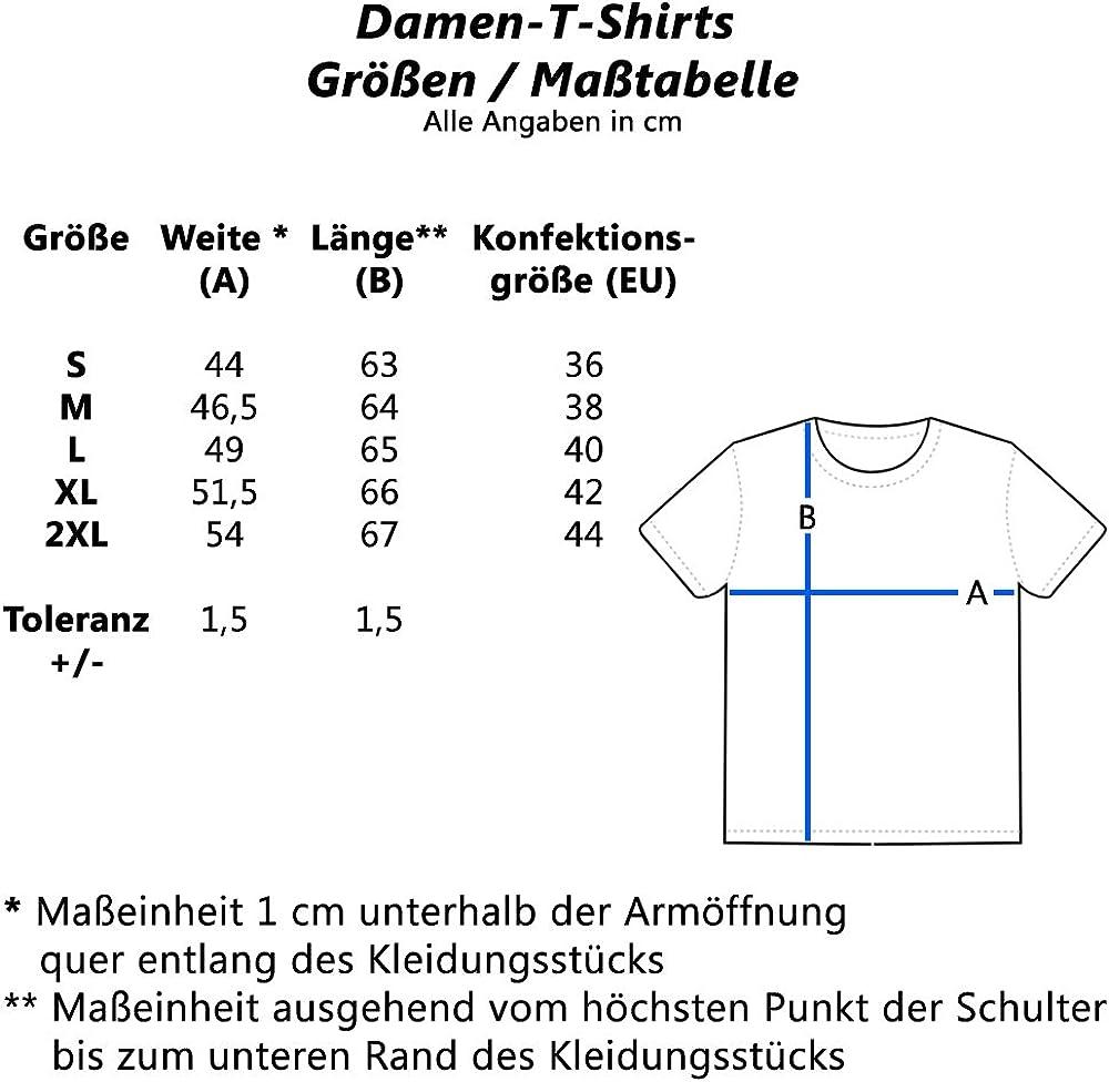 G-graphics Damen T-Shirt Grinch 160.0084