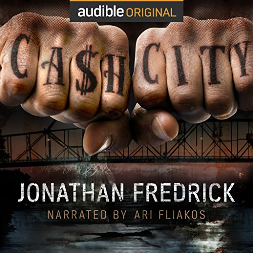Cash City  By  cover art