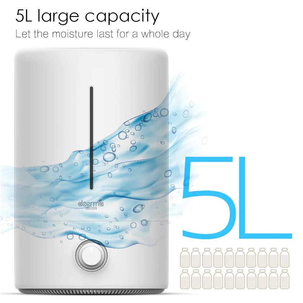 Xiaomi Deerma DEM F628S 5L Air Humidifier Diffuser