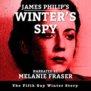 Winter's Spy audiobook cover art