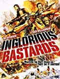 Inglorious Bastards Movie Poster (27,94 x 43,18 cm)
