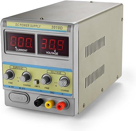 Amazon com: AC - Power Supplies / Lab Instruments & Equipment