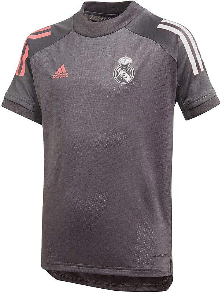 adidas Real Madrid Kids Grey 2020 Training Years 21-9-10 アウトレットセール 特集 新入荷 流行 Jersey