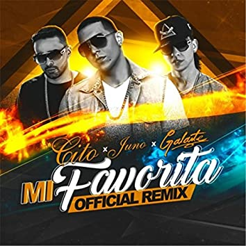 Mi Favorita (Remix)