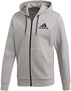 7769c0d8eb4 adidas Men's Must Haves Plain Full Zip Hooded Tracksuit Jacket