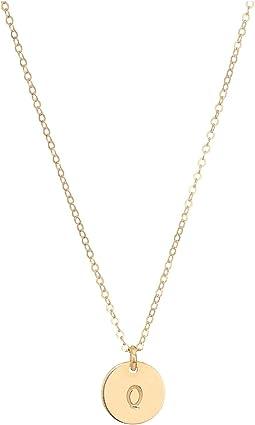 Mini Tag Q Necklace