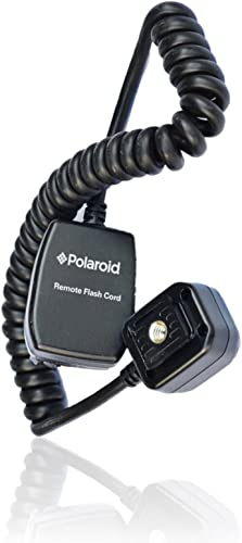 discount Polaroid 3' TTL 2021 Off-Camera Remote Flash Shoe Cord For Sony Alpha SLR Cameras & Digital online Flashes online sale