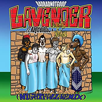 Lavender (feat. Kaytranada & Snoop Dogg) [Nightfall Remix]