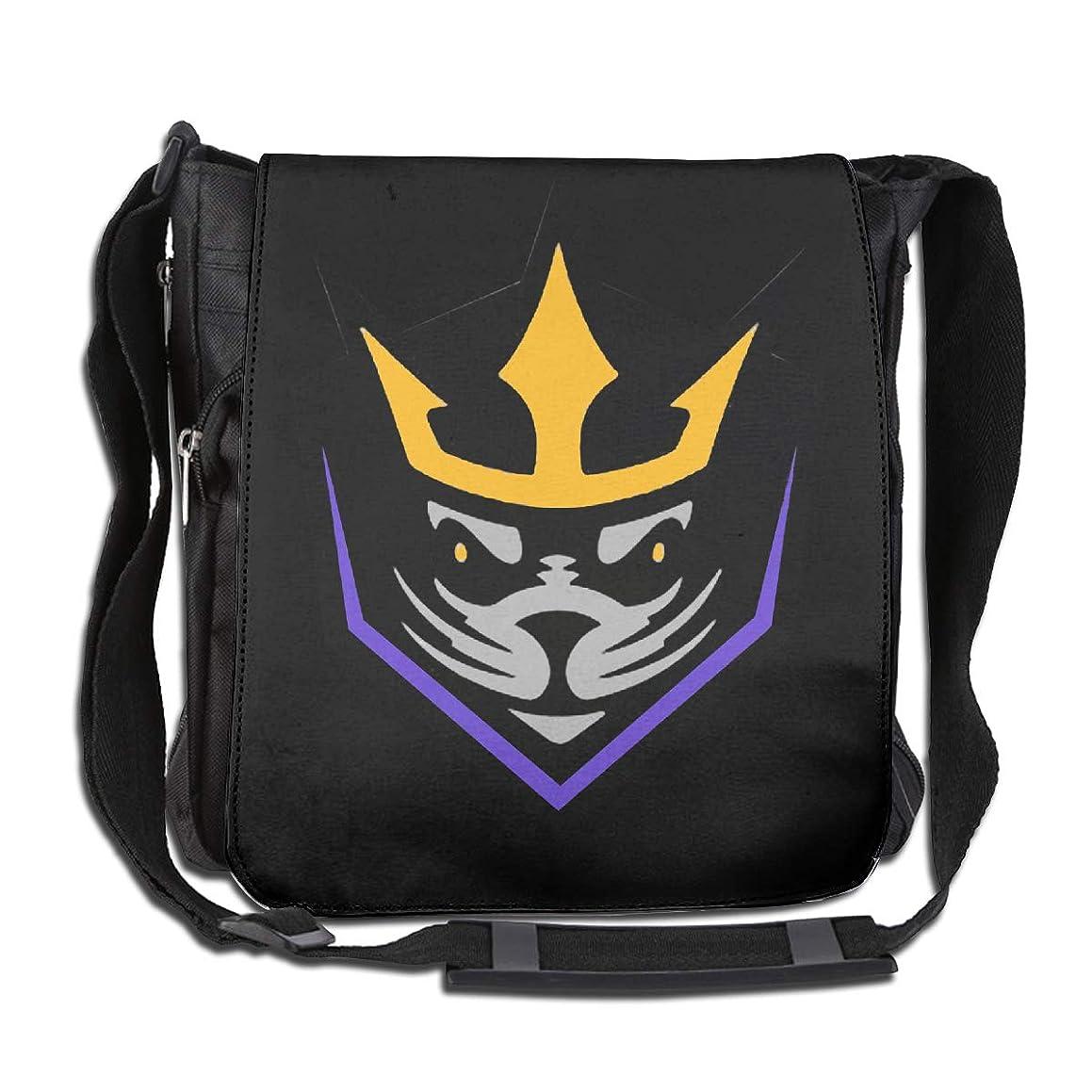 San Diego Seals Lacrosse Crossbody Bag Unisex Single Shoulder Pack